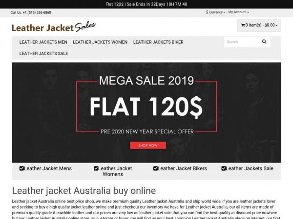 australia.leatherjacketsales.com