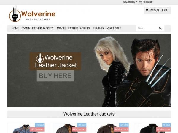 wolverineleatherjacket.com